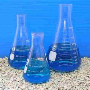 Erlenmeyer Flasks, various sizes