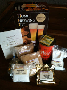 Brown Ale Beer Ingredient Kit