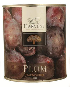 Plum - Fruit Wine Base