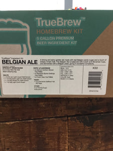Belgian Ale True Brew Kit