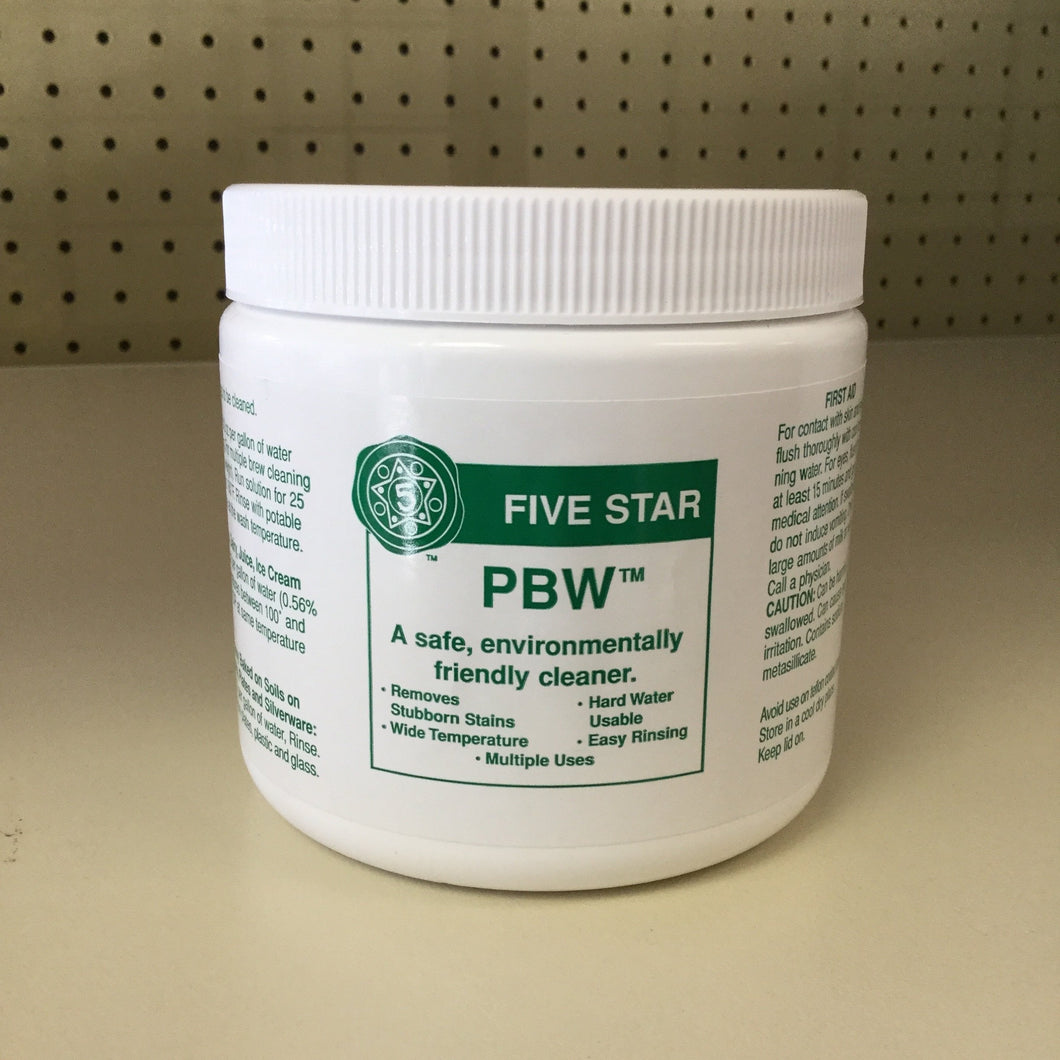 Five Star PBW Cleanser