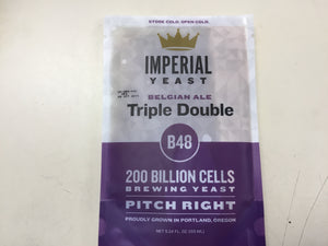 Imperial Organic Yeast-Triple Double B48