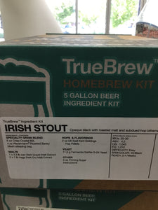 Irish Stout Ingredient Kit