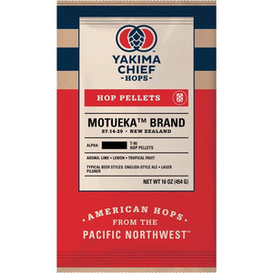 Yakima Chief Hop Motueka Hop Pellets, 1 ounce