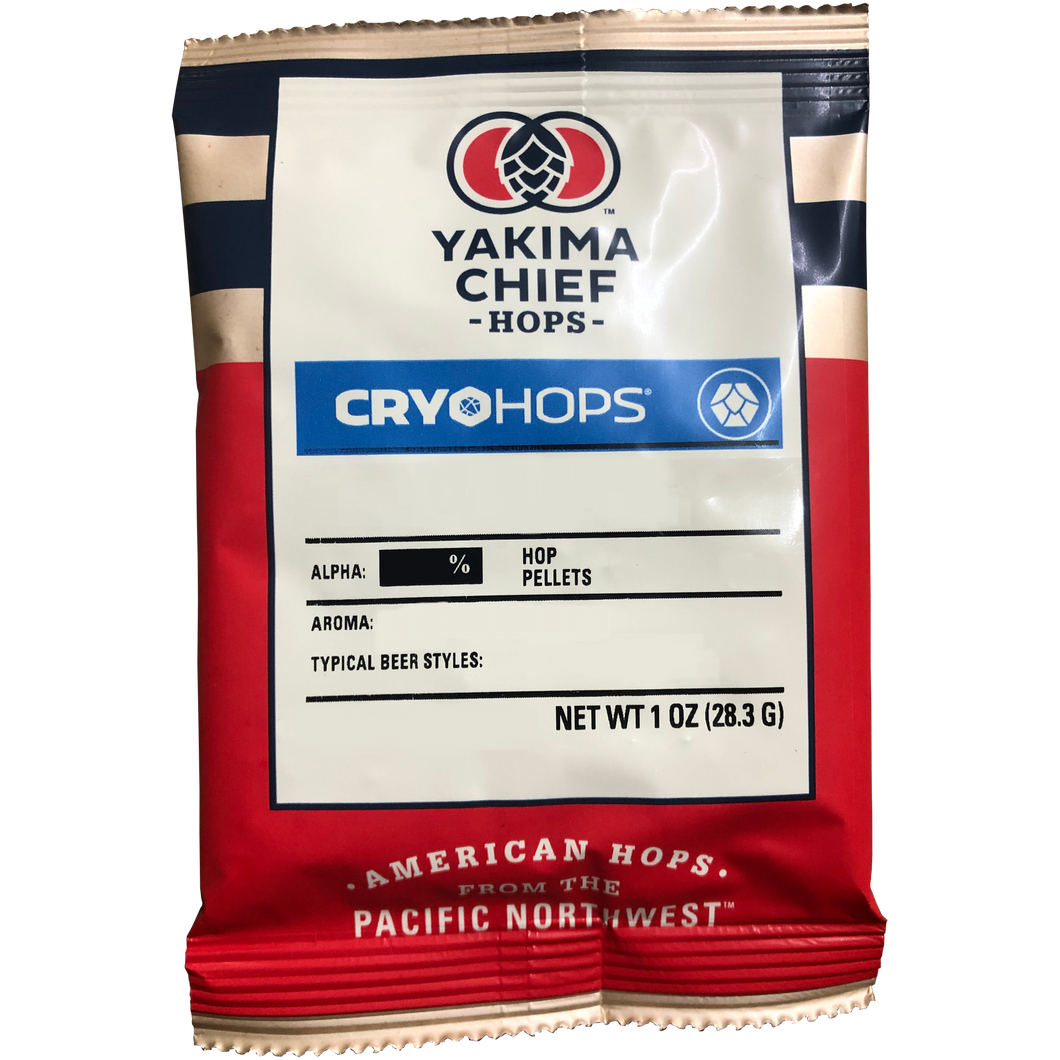 Yakima Chief CRYOHOPS Hop Pellets 1 ounce