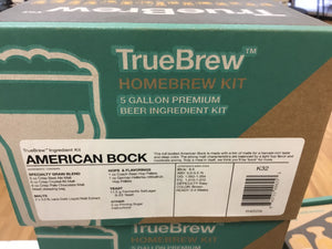True Brew Homebrew Kit-American Bock
