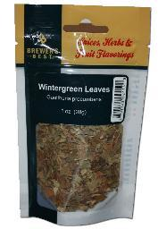 Brewer's Best® Wintergreen Leaves, 1oz