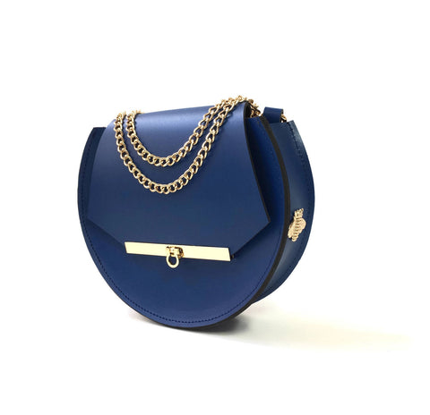 Loel mini crossbody bag in royal / more colors