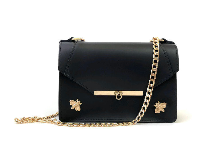 Gavi shoulder bag in black / more colors