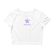 Load image into Gallery viewer, Army Brat Purple Top