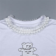 Load image into Gallery viewer, White Bear Tee - yourbabezboutique