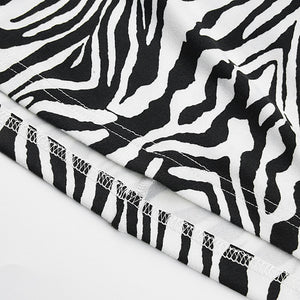 Zebra Dress - yourbabezboutique