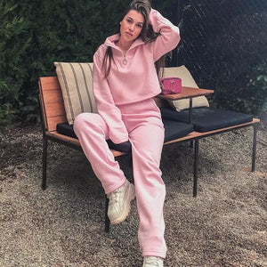 Pink Chill Set - yourbabezboutique