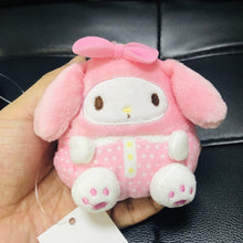 Load image into Gallery viewer, Sanrio Friends Mini Plush Purse