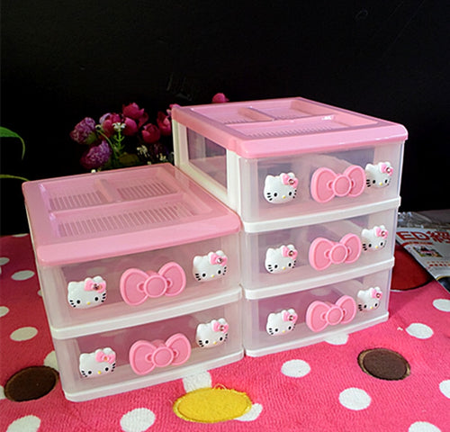 Hello Kitty Organizers