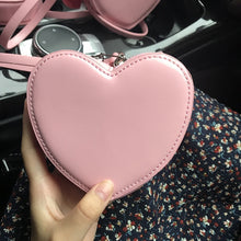Load image into Gallery viewer, Heart Tag Purse