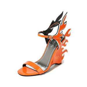 flame wedges