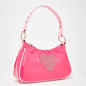 Y2K Heart Mini Purse