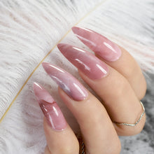 Load image into Gallery viewer, Marble Princess Nails