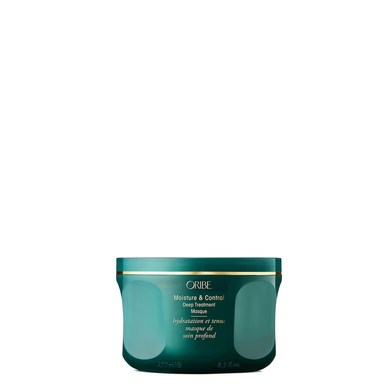 An image of Oribe's Moisture & Control Deep Treatment Masque
