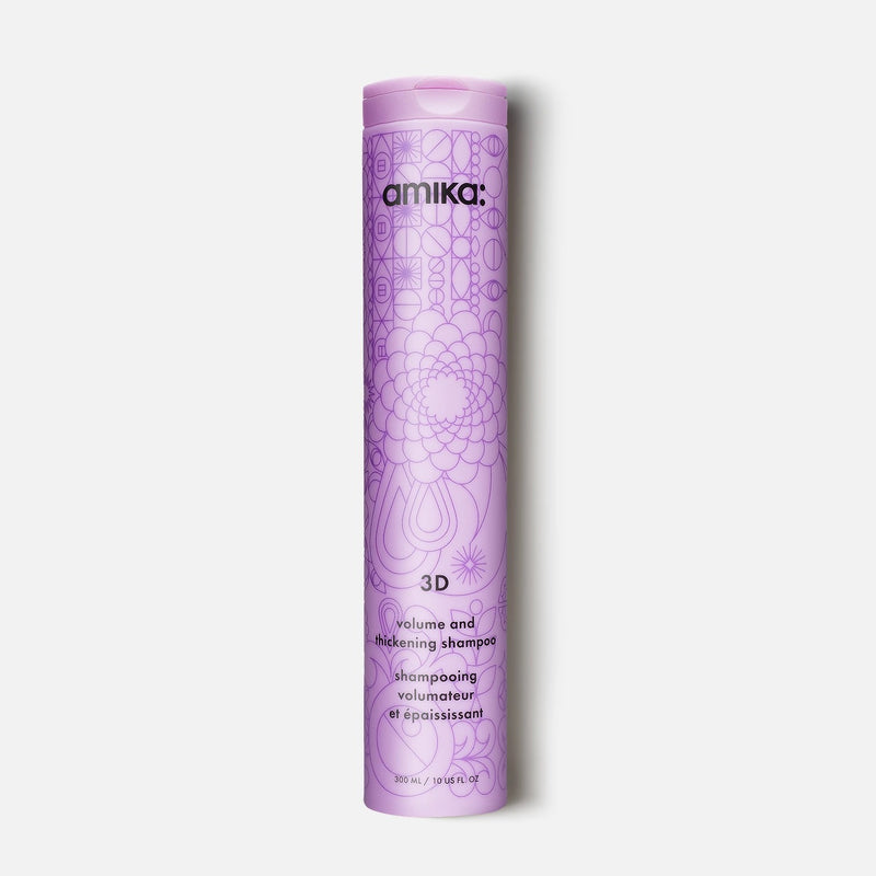 Amika 3D Volume and Thickening Shampoo