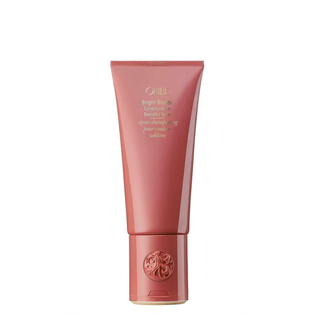 An image of Oribe's Bright Blonde Conditioner