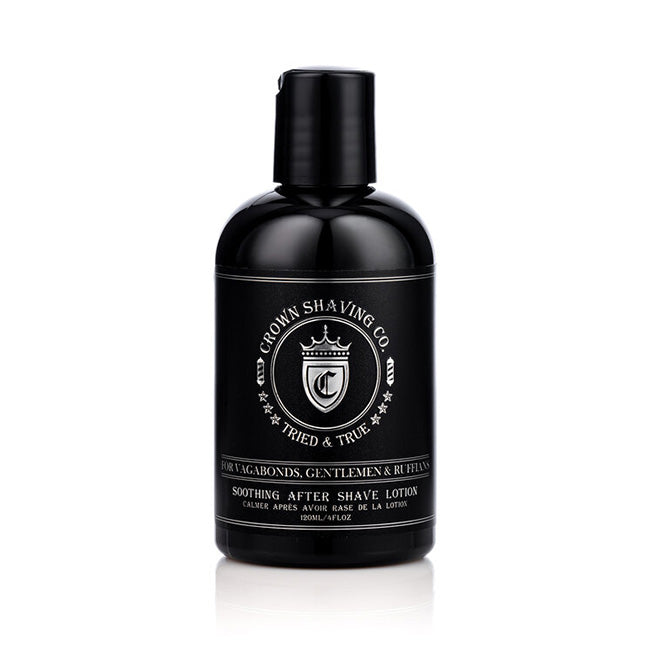 Crown Shaving Co. Soothing After Shave Lotion