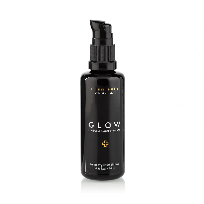 Illuminate Skin Therapies Glow Clarifying Barrier Hydration (Step 4)