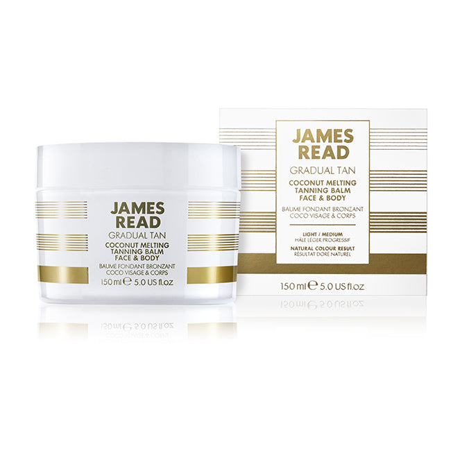 James Read Coconut Tanning Balm Face and Body 150ml