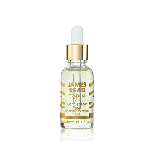 James Read H20 Tan Drops Face 30ml