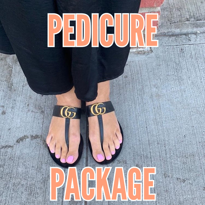 Pedicure Package