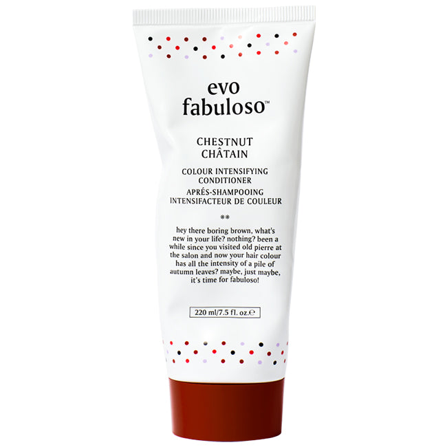Evo Chestnut Colour Intensifying Conditioner