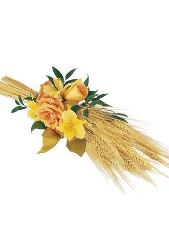 Wheat Adornment