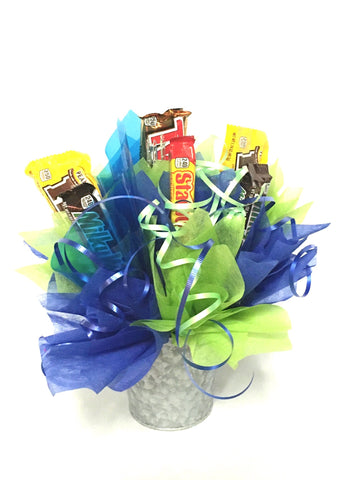 Dozen Candy Bouquet