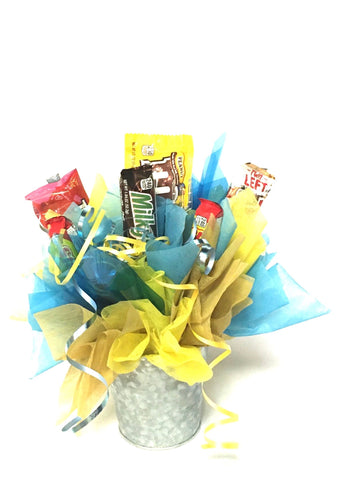 Half Dozen Candy Bouquet