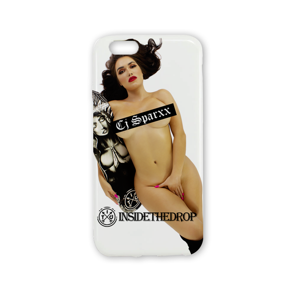 ITD X CJ SPARXX CELL PHONE CASE