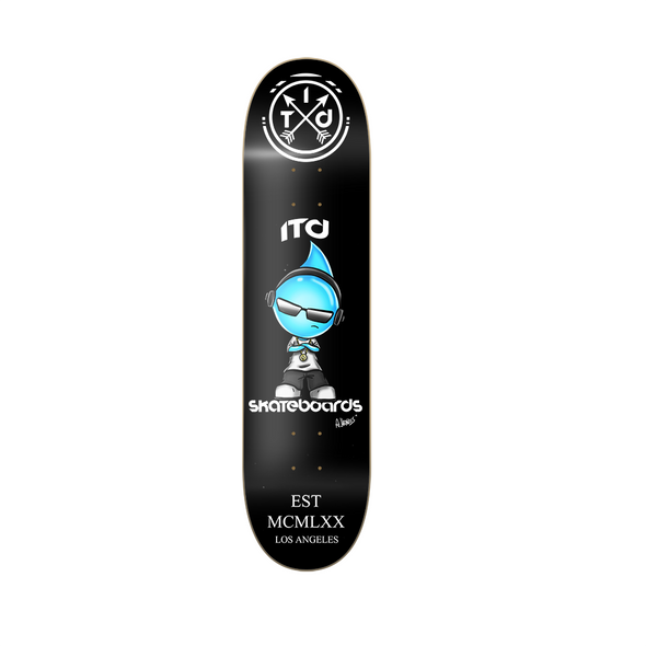 BLACK ITD KIDS DECK