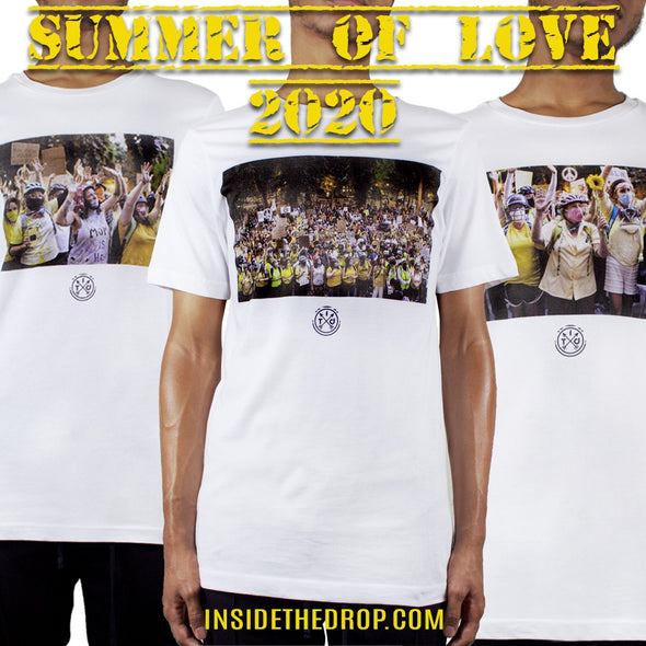 SUMMER OF LOVE WHITE TEE BUNDLE