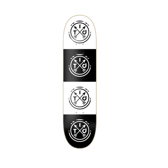 Tile Logo Deck
