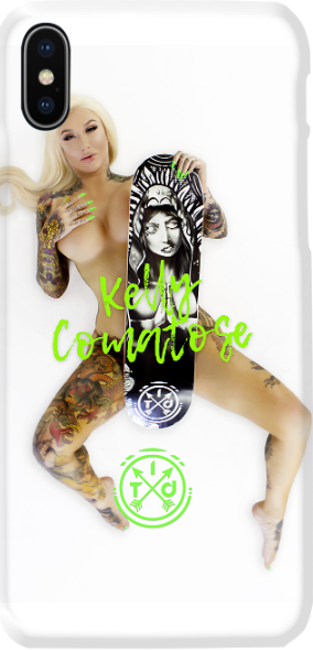 ITD X KELLY COMATOSE CELL PHONE CASE