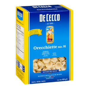 Load image into Gallery viewer, DeCecco Pasta Orecchiette - 454gram