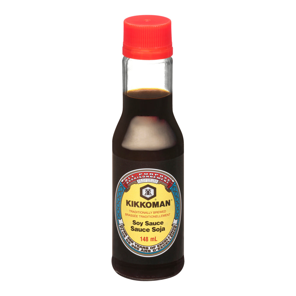 Load image into Gallery viewer, Kikkoman Soy Sauce (5 oz)