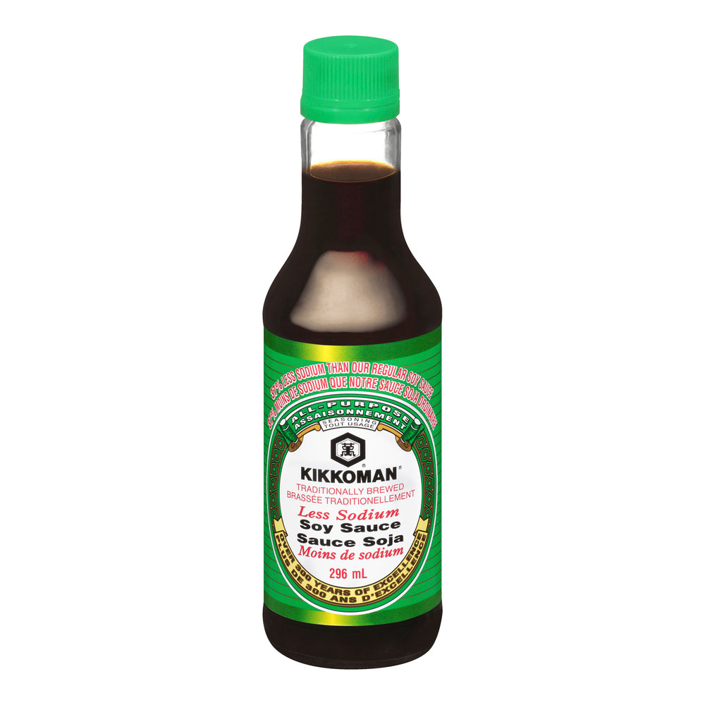 Kikkoman Soy Sauce Light - 10oz