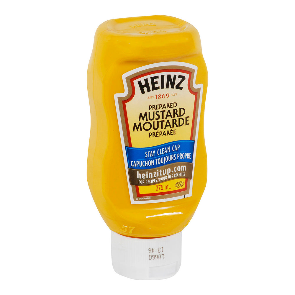 Load image into Gallery viewer, Heinz Mustard - Squeeze Bottle (375mL)