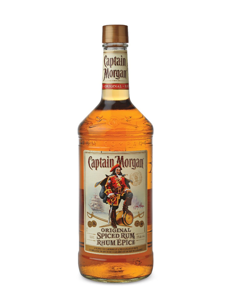Captain Morgan Spiced - 750mL