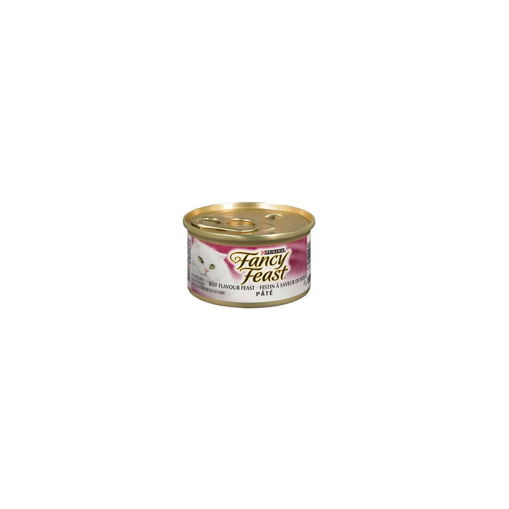 Fancy Feast Beef Pate - 85 g