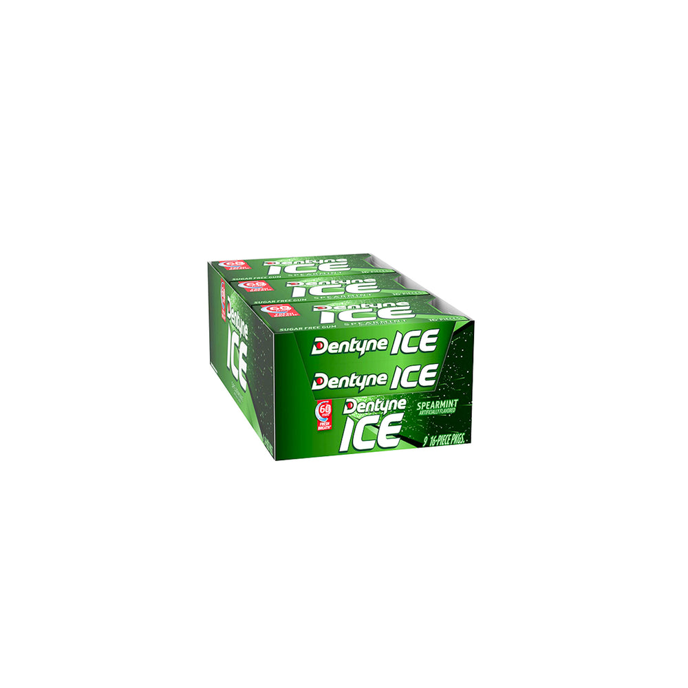 Dentyne Ice Spearmint gum - single pack