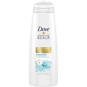 Dove Shampoo, Anti-Dandruff - 355mL