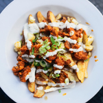 Buffalo Chicken Poutine