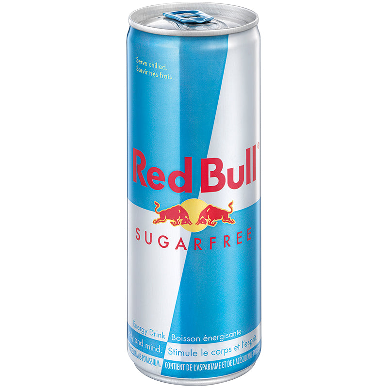 Red Bull Sugar Free (250ml)